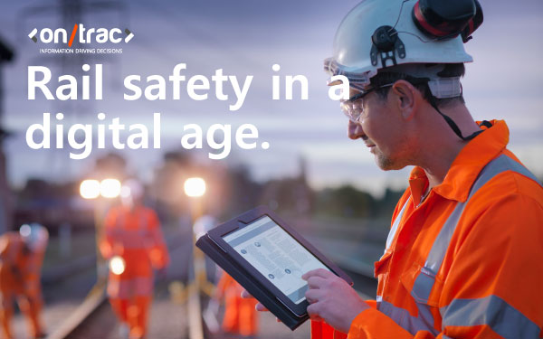 Rail safety in the digital age