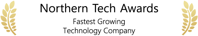 Northern tech award for fastest growing technology company won by OnTrac