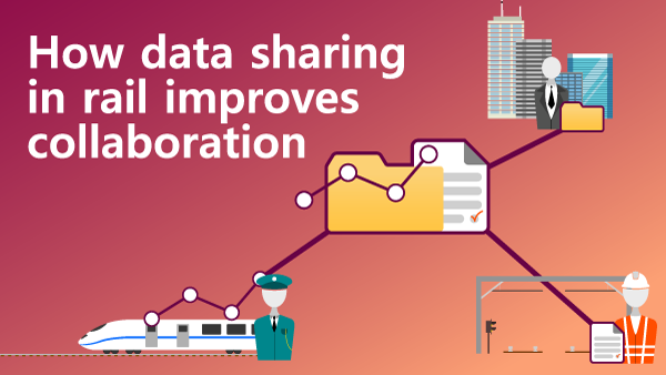 How data sharing in rail improves collaboration