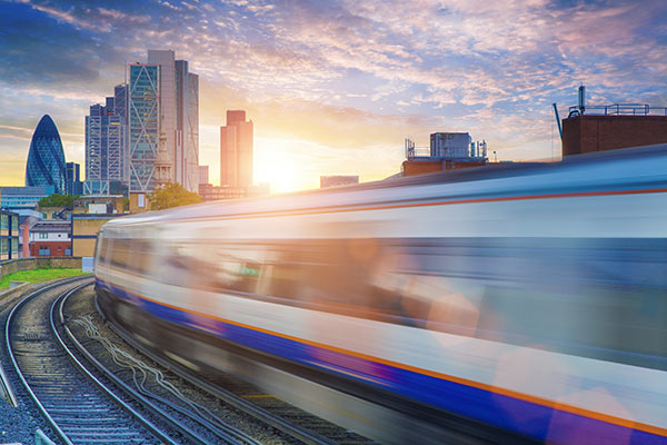 Digital rail: the evolution of the UK's rail industry